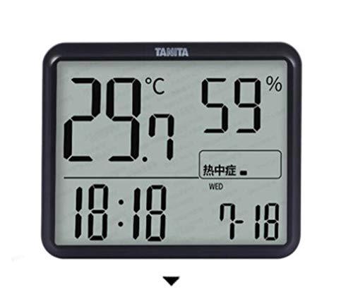 Higrometro Digital Termometro Higrometro Digital Relojes Jardin Hogar Inicio Interior Precisión Termómetro...