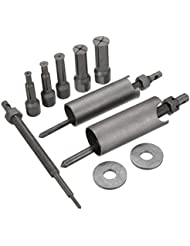 Wooya Diámetro De 9Mm - 23Mm Cojinete Interior Tirador Remover Tool Kit para Auto Moto