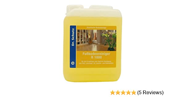Fußboden Reiniger ~ Dr. schutz fußbodenreiniger r1000 2 5 liter: amazon.de