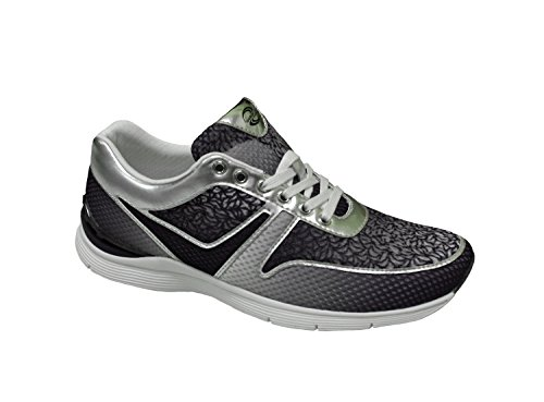 Donne Sneaker Gabor sportiva 64.303.49 Kombi grigio 37 38 39 40 38.5 40.5, Damen Größen:40.5;Farben:grau