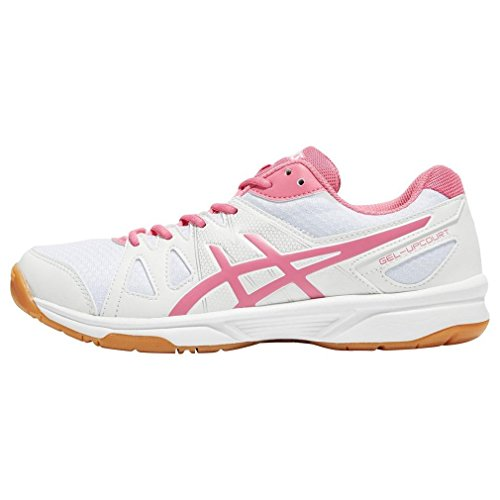 ASICS Gel-Upcourt GS, Chaussures de Badminton Fille