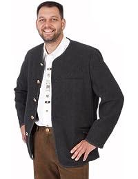 Orbis Textil Trachten Herren Janker - 230/Rundhals