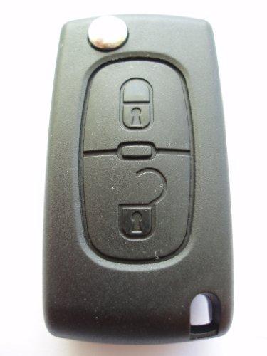 replacement-2-button-flip-key-fob-case-for-citroen-c2-c3-berlingo-remote-flip-key