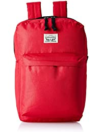 Levi's Fabric 32 cms Red Backpack (38005-0013)