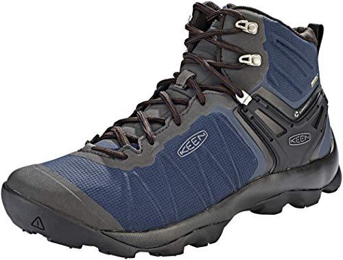 KEEN Venture WP Mid Shoes Herren Blue Nights/Raven Schuhgröße US 10 | EU 43 2020 Schuhe