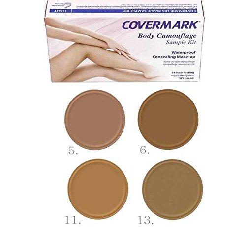 Covermark Leg Magic trial kit-Dark D01