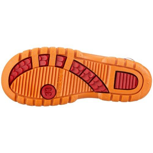 Romika Shuttle II 05002 Unisex - Kinder Stiefel Rot (rubin-kupfer 495)