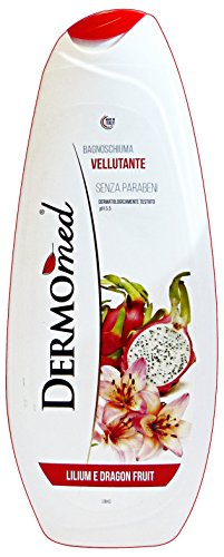 DERMOMED BAGNO LILIUM-DRAGON FRUIT 500 ML.