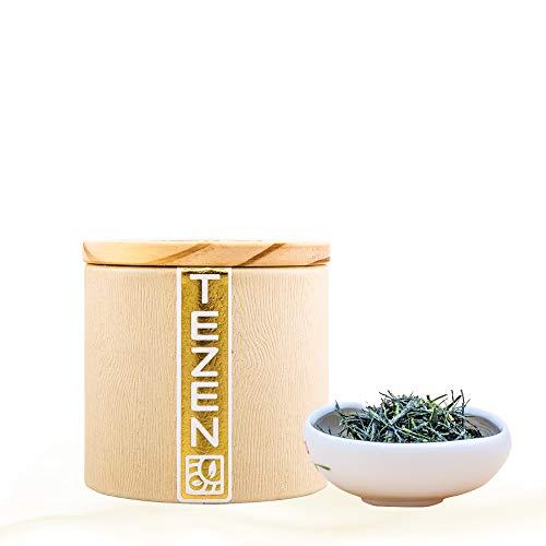 Kabuse Sencha: Grüner Sencha Tee aus Japan | Hochwertiger Japanischer Sencha Tee aus Frühjahrs Ernte | Premium Sencha Qualität (100g)