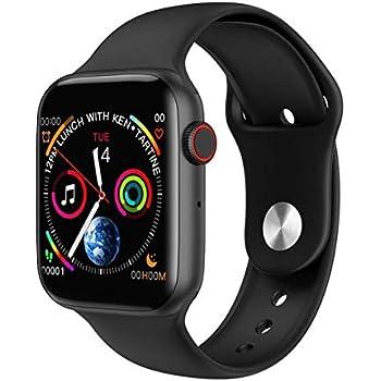 Reloj Inteligente IWlT para Mujer/Hombre para Apple iOS, Iwo ...
