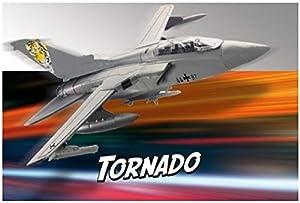 Revell- Build & Play Tornado IDs, Escala 1:100 Kit de Modelos de plástico, 1/100 (06451 6451