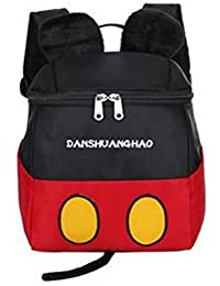 hzx tienda Disney Mickey y Minnie Mouse Escuela Bolsa, Mochila de viaje bolsa, cajas de almuerzo bolsa mochila… disney store - Bolsa escolar ...