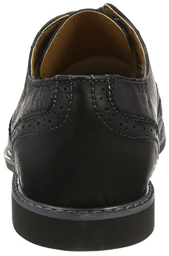 Thomas Blunt Mens A2141 Brogue Black (nero)