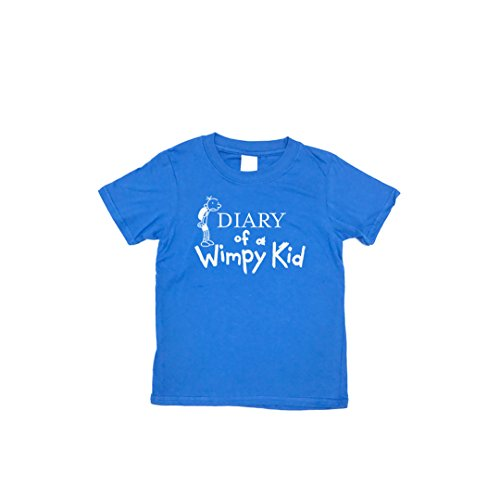 Chilledworld - The Diary of a Wimpy Kid | KIDS T-SHIRT - Books Movie Jeff Kinney