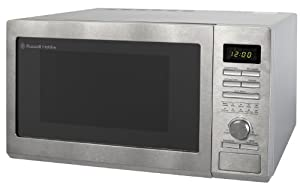 Russell Hobbs RHM3002 30L Digital Combination Microwave with Grill & Convection, 900W - Stainless Steel from Russell Hobbs