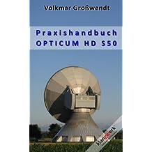 Bedienungsanleitung Opticum HD S50