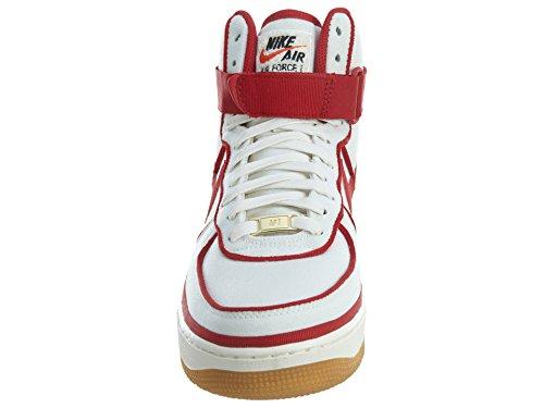 Gimnasio 07 Air Vela Nike Force High negro 1 Rojo Homme Cestas B16qO