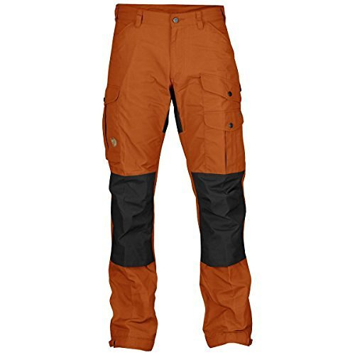 Fjällräven Herren Vidda Pro Trousers Long Trekkinghose Autumn Leaf