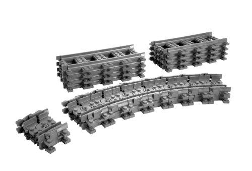 Imagen 2 de LEGO City - Vías flexibles (7499 )