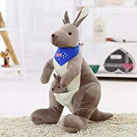 gendies Plush Toy Simulation Kangaroo Doll Doll Children Gift