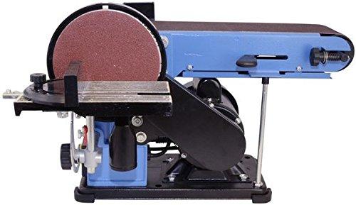 Preisvergleich Produktbild GÜDE GBTS 400 Standschleifer Bandschleifer Tellerschleifer 55135 NEU