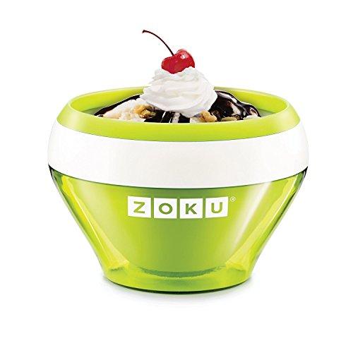 Zoku - ice cream maker per gelati e sorbetti - verde