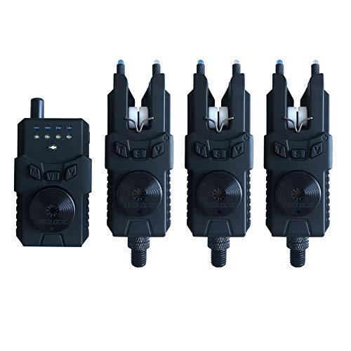 Prologic Bissanzeiger - Set SMX Blue 3+1 Custom Black