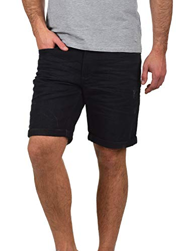 BLEND 20701499ME Denim Shorts, Größe:L;Farbe:Denim Black (76204)