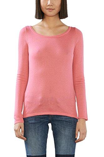 ESPRIT Damen  Pullover 017EE1I018, , , , , Gr. 38 (Herstellergröße: M), Rosa (PINK FUCHSIA 660)