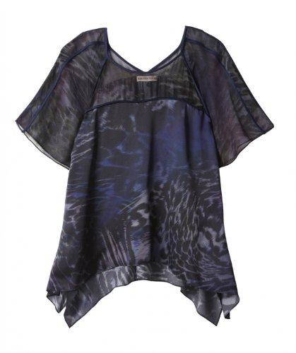 Cigno nero camicetta nero 8
