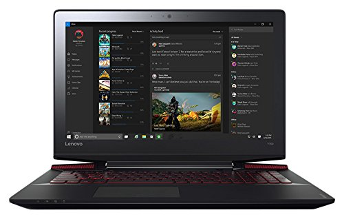 Lenovo Ideapad Y700-15ISK - Portátil de 15.6' Full HD IPS (Intel Core i7-6700HQ, 12 GB de RAM, 1 TB de HDD, Nvidia GTX 960M de 4GB GDD, Windows 10), teclado QWERTY español