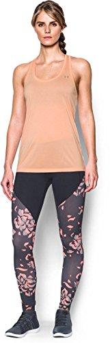 Under Armour Women's UA Tech¿ Tank Top - Twist Playful Peach XX-Large - Womens Athletic Tank Top