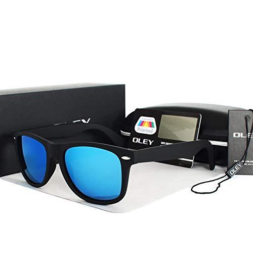 TIANZly Unisex Square Sonnenbrille Frauen Polarisierte Männer Sonnenbrille Markendesigner Klassische Vintage Spec Les Zubehör