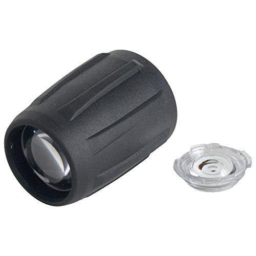 UK Lights Ersatzgummikopf ohne Reflektor für 4AA eLED Zoom 14852 Uk Home Zubehör