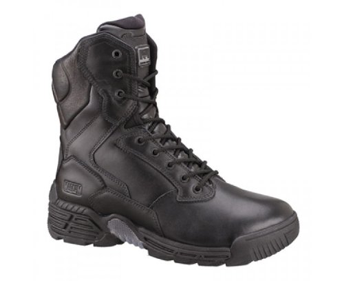 Magnum Stealth Force 8.0 Scarpe Antinfortunistiche in Pelle CT/CP Unisex Adulto Black