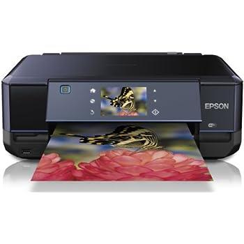 Epson C11CD30302 XP-710 Multifunktionsgerät (Drucker, Scanner, Kopierer, WLAN) schwarz