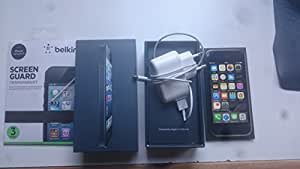 Apple MD299DN/A iPhone 5 iOS 32 Go Noir
