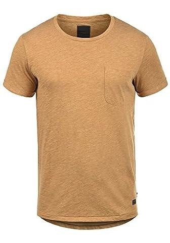 PRODUKT Tomás T-Shirt Kurzarm Rundhals, Größe:S, Farbe:Golden