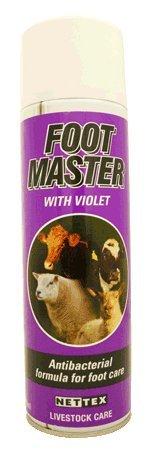 Footmaster Spray - 500ml Test