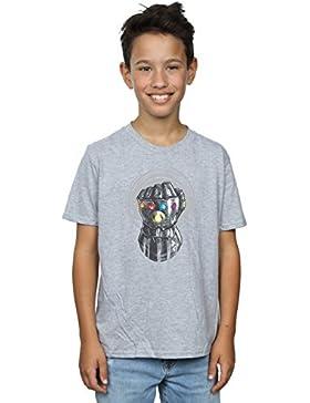 Absolute Cult Avengers Niños Infinity War Power Fist Camiseta
