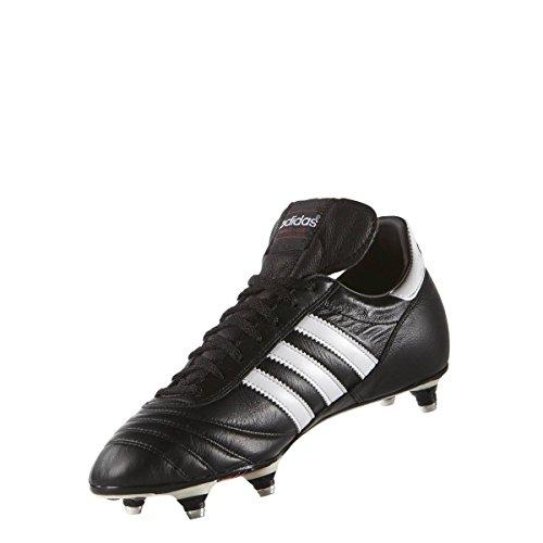 Adidas - World Cup, Scarpe Da Calcio, unisex Nero(black/running white)