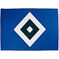 Hissflagge Hamburger SV Schrebergarten - 120 x 180 cm + gratis Aufkleber, Flaggenfritze®