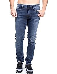 Calvin Klein - Jeans J30j305705 Slim Straight 912 Bleu