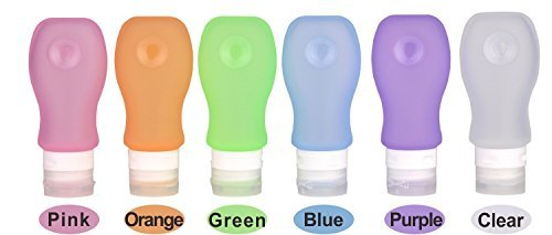 riorand-leak-proof-tsa-approved-silicone-travel-bottles-toiletry-tubes-squeezable-cosmetic-container