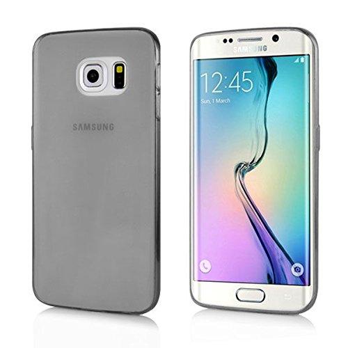 Samsung Schutzhülle transparent Tint Grau Galaxy S6Edge Samsung Tint