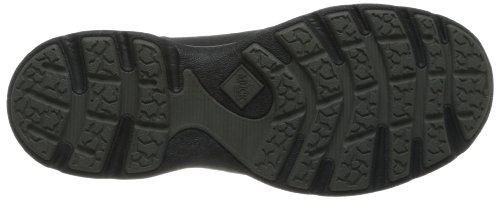 Muck Boots Excursion Pro Mid, Stivali di Gomma Uomo Nero (Black/gunmetal)