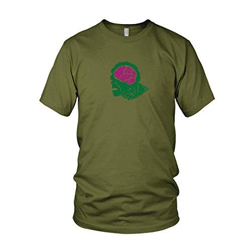 rt, Größe: XL, Farbe: army (Unglaubliche Hulk Kostüme Für Männer)