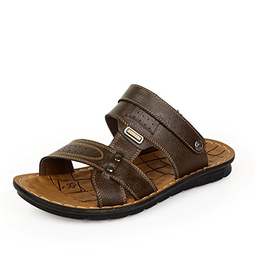 Sommer Herren Flip-Flops/Thong sandal/Sportschuhe/Herren outdoor Strand dual Slipper B