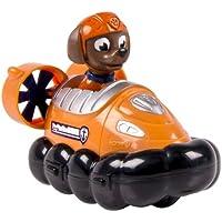 La pata de la Patrulla de Rescate Racer Zuma - Medidas 6.4x9.5x7.6 cm