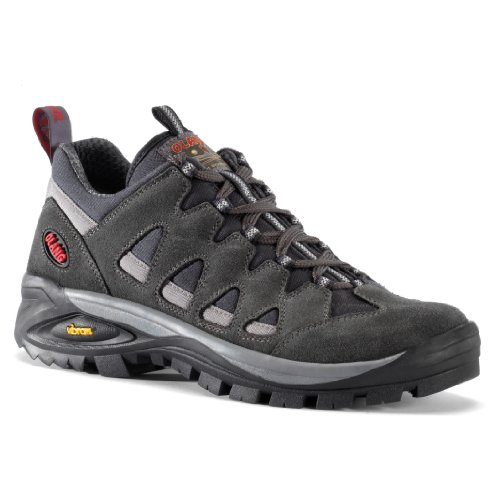 Olang Corvara - Scarpe da trekking e arrampicata da uomo, color antracite, grigio (Anthractice), 41 EU